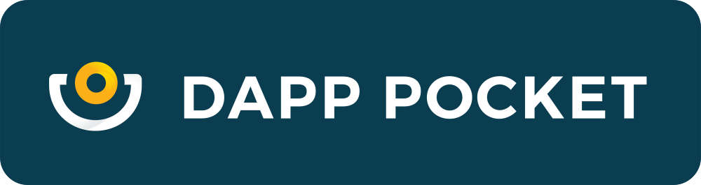 Dapp pocket dark round